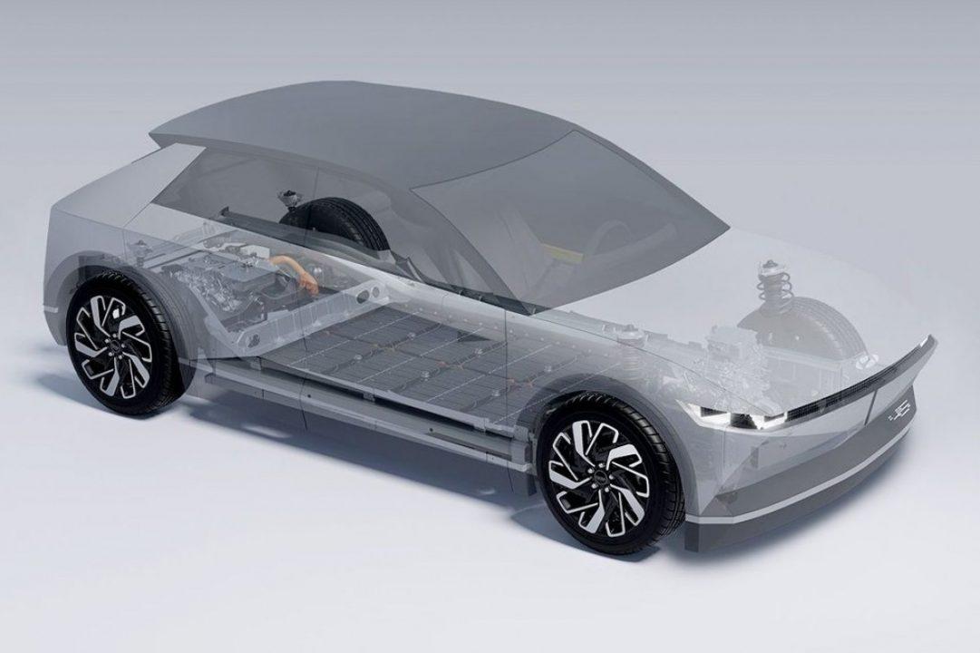 Mobil autonomous Apple KIA