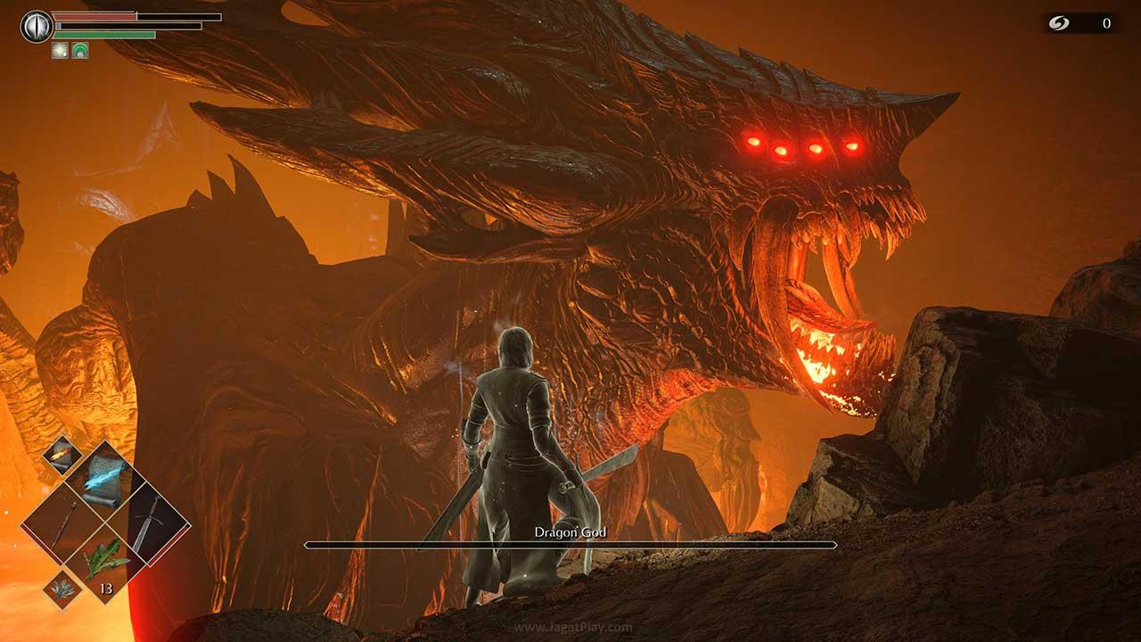 Demons Souls Remake jagatplay part 1 126