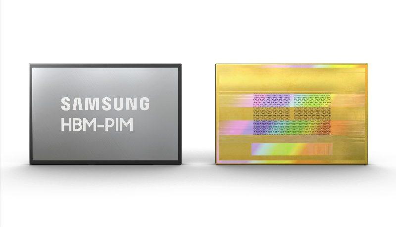 Samsung HBM-PIM AI memori