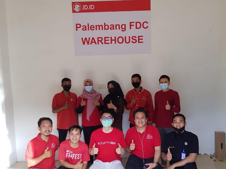 JD.ID FDC Palembang