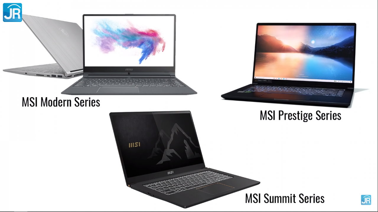 MSI Business Productivity
