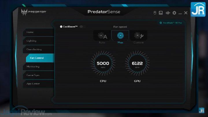 Review Acer Predator Helios 300 23