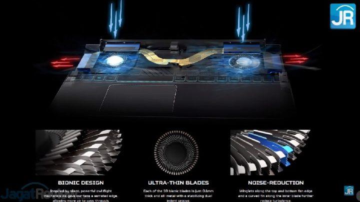 Review Acer Predator Helios 300 40