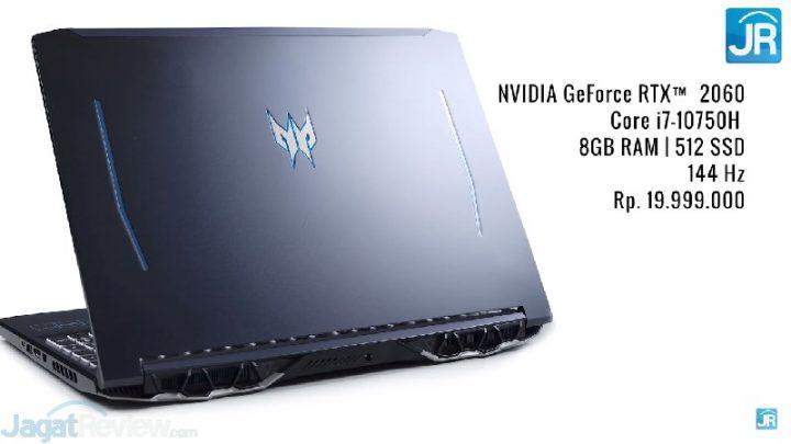 Review Acer Predator Helios 300 50
