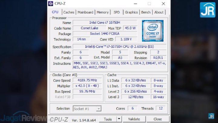 Review Acer Predator Helios 300 55