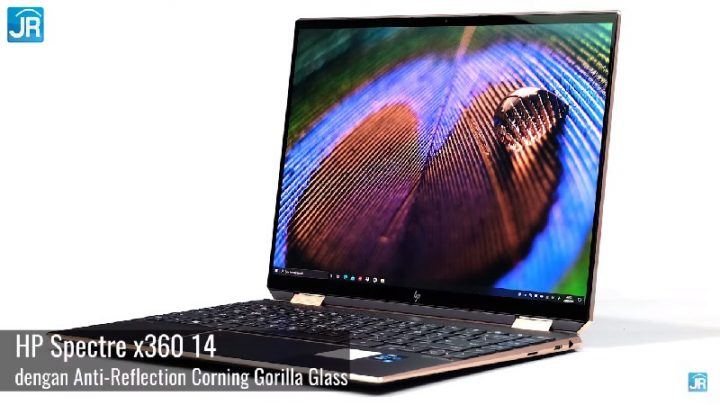 Review HP Spectre X360 18