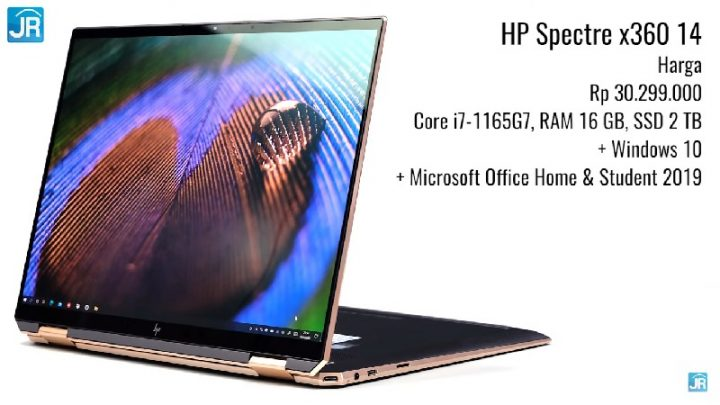 Review HP Spectre X360 62