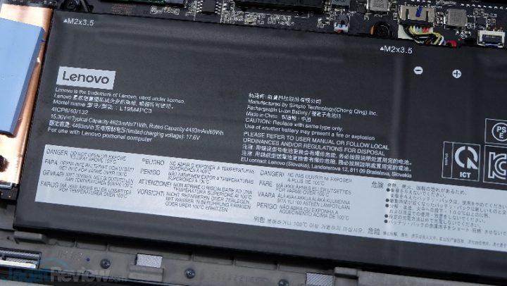 Review Lenovo Legion Slim7i