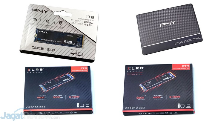 Review SSD PNY
