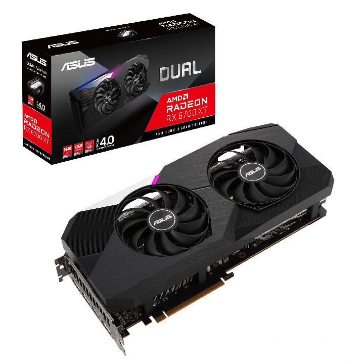 Dual Radeon RX 6700 XT