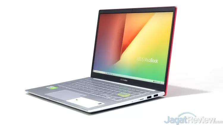 ASUS Vivobook S14 S433 fitur AIPT