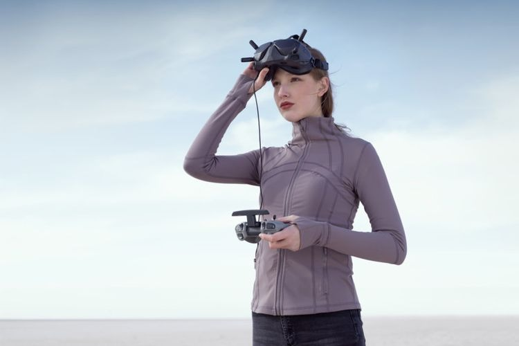 FPV Drone DJI Goggles V2