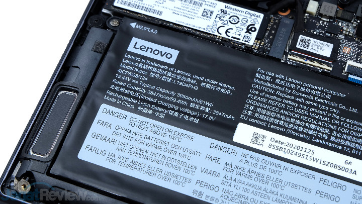 Review Lenovo Yoga Slim 7i Pro