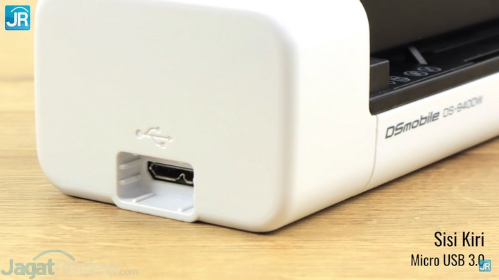 Review Scanner Mini Brother DS-940DW