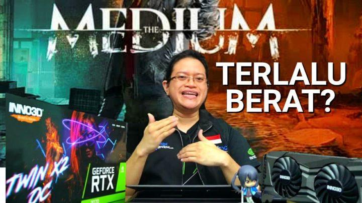 The Medium game Berat