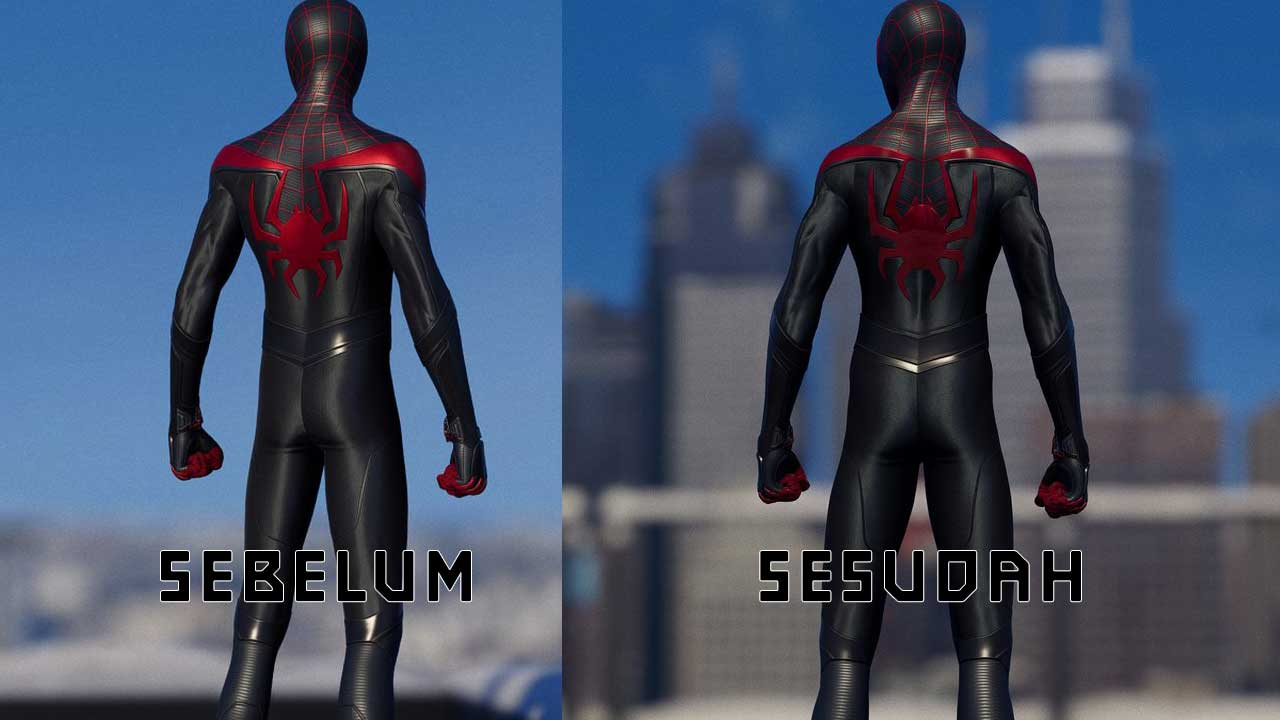 spiderman muscle