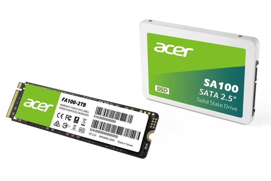 Acer SSD Biwin