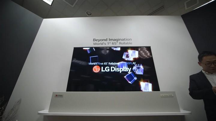 Samsung LG OLED
