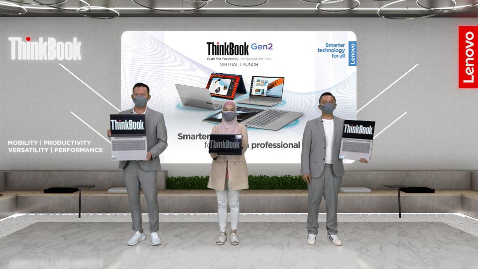 Lenovo ThinkBook Gen 2 Launch 1