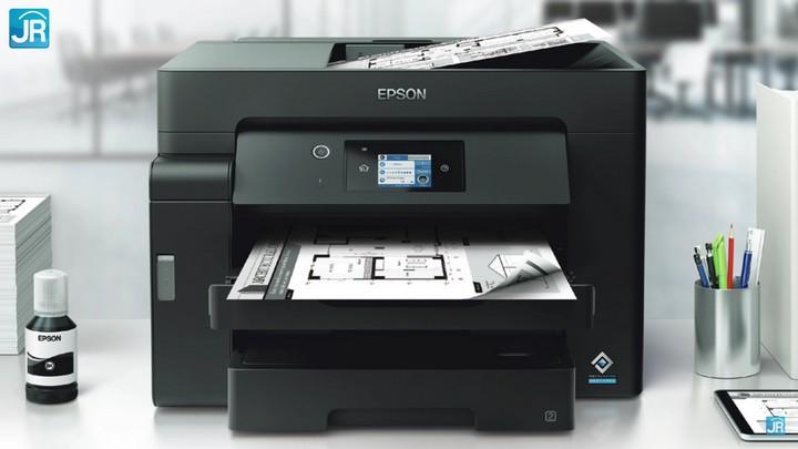 Review Printer Epson EcoTank M15140