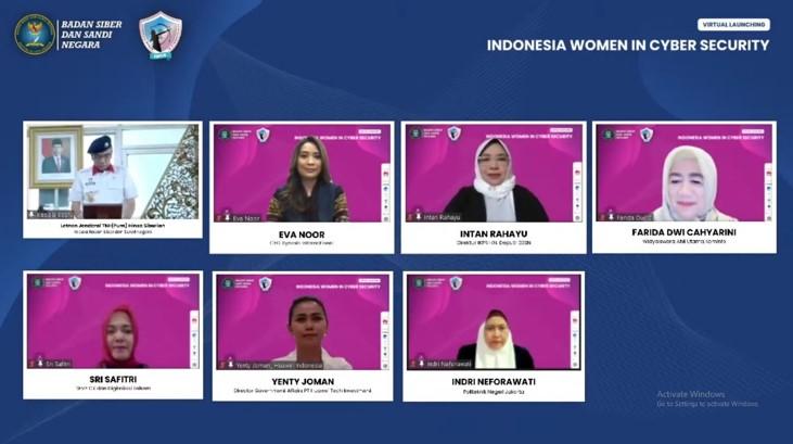 Webinar Indonesia Women in Cybersecurity