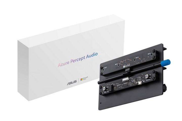 ASUS Azure Percept Audio Microsoft