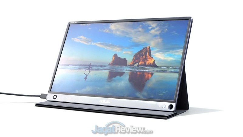 ASUS ZenScreen Go MB16AMT
