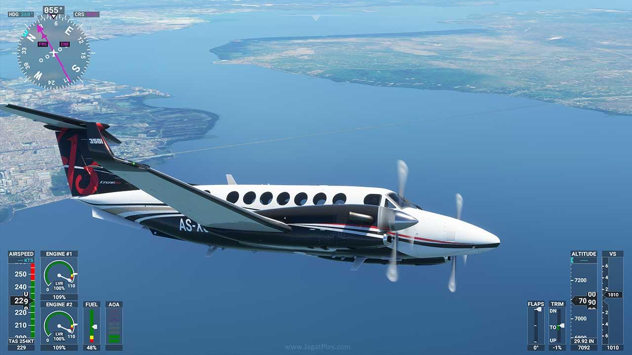 Microsoft Flight Simulator jagatplay part 1 105 1