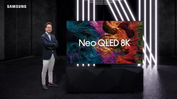 Harga dan Spesifikasi Samsung Neo QLED 8K