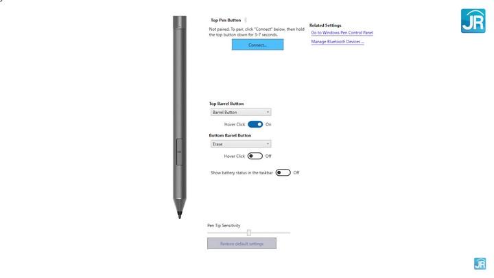 Review Lenovo IdeaPad Flex 5 33