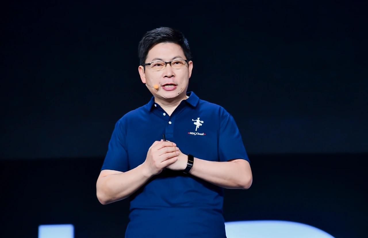 Richard Yu Executive Director Huawei sekaligus CEO Huawei Cloud BU dan Consumer Business Group