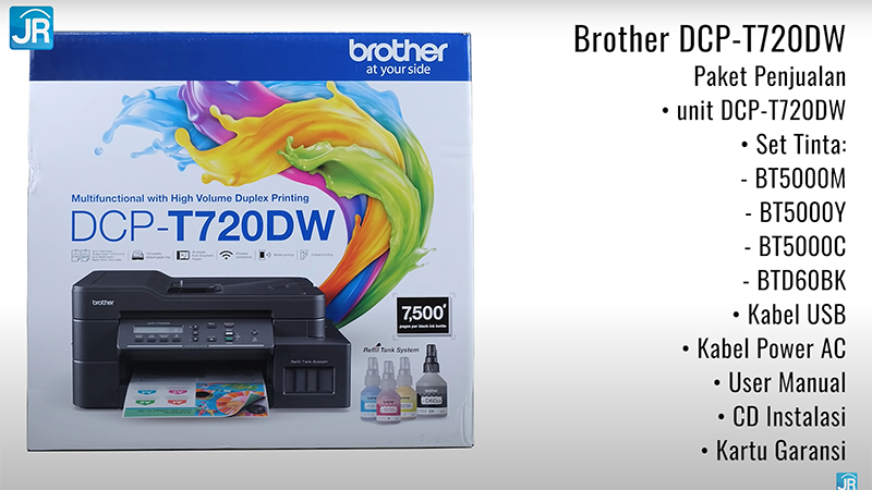 Brother DCP T720DW