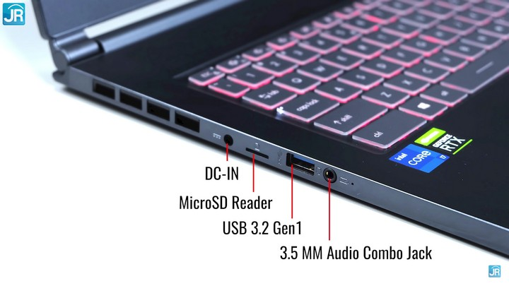 review MSI Stealth 15M