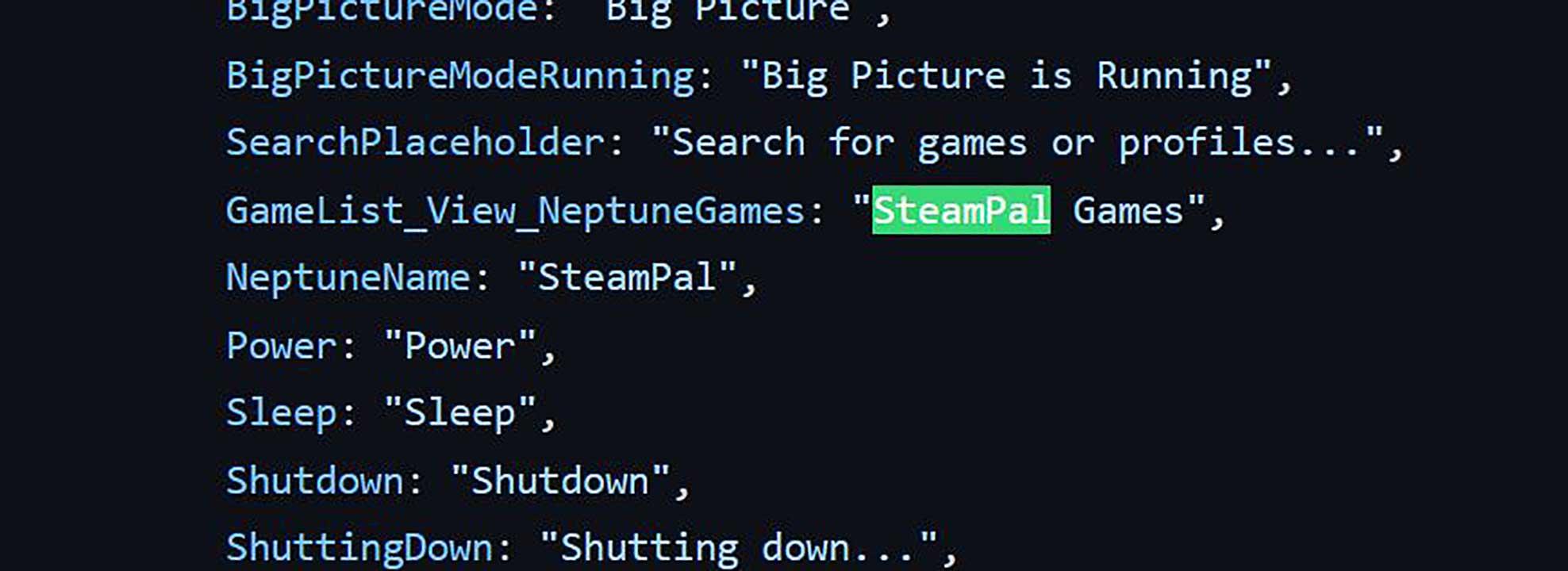 steampal