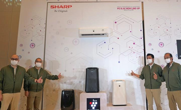 Sharp Air Purifier dan AC AiOT