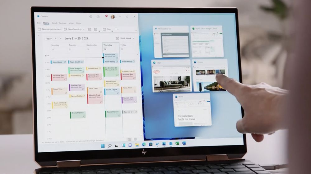 Peningkatan Fitur Baru Windows 11 - Spesifikasi Minimal Windows 11