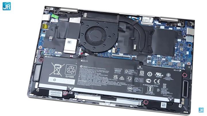 Review HP Envy x360 13 5