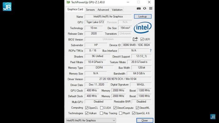 Review HP Envy x360 13 8