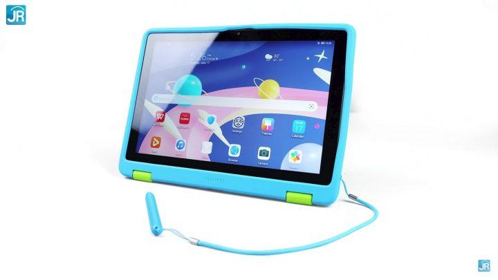 Review Huawei Matepad T10 Kids editon 4