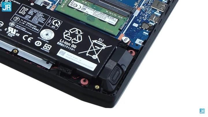 Review Lenovo Ideapad Gaming 3 N1ID28