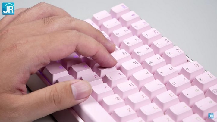 Review keyboard Cherry