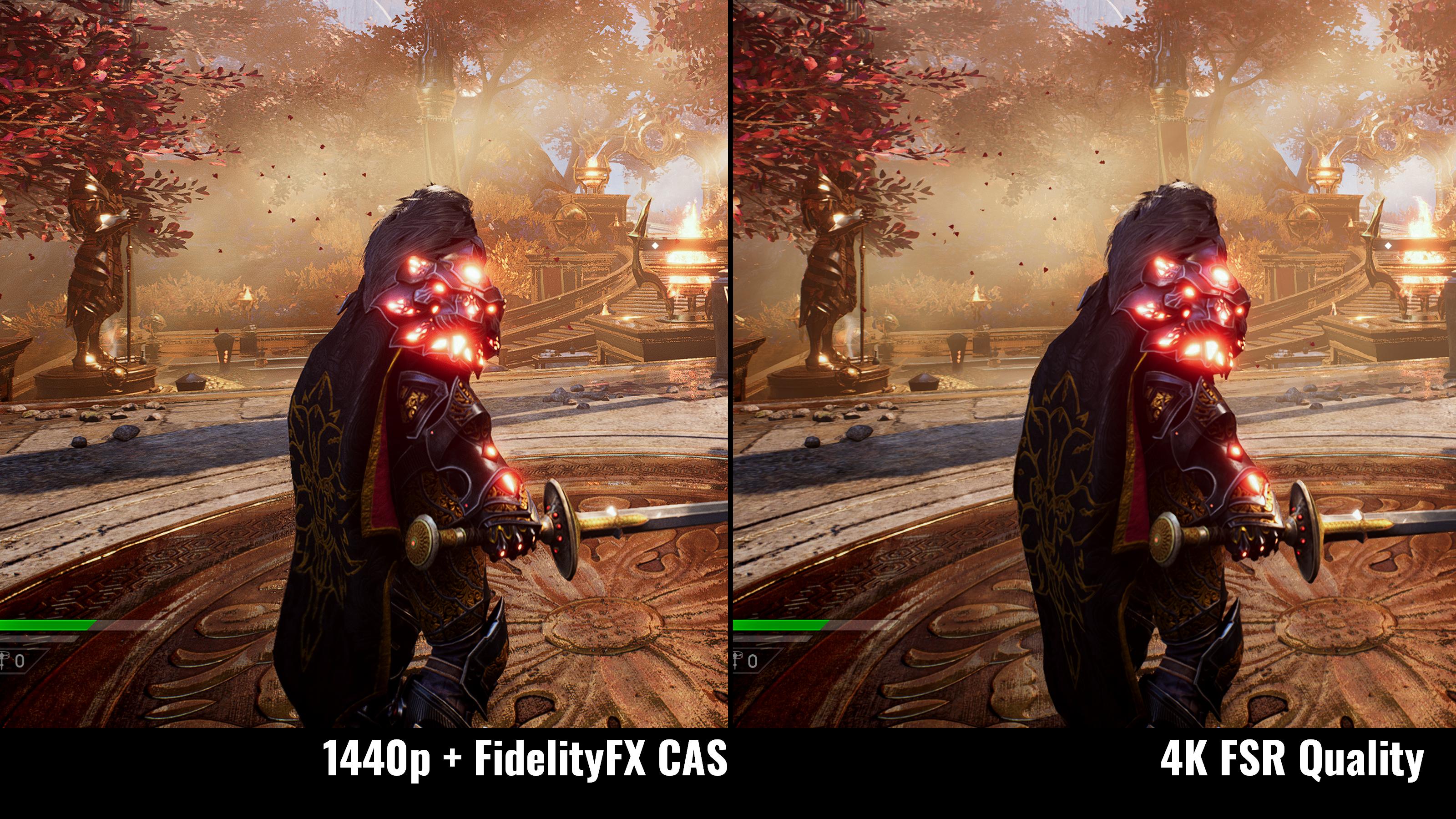 SS8 CAS vs FSR