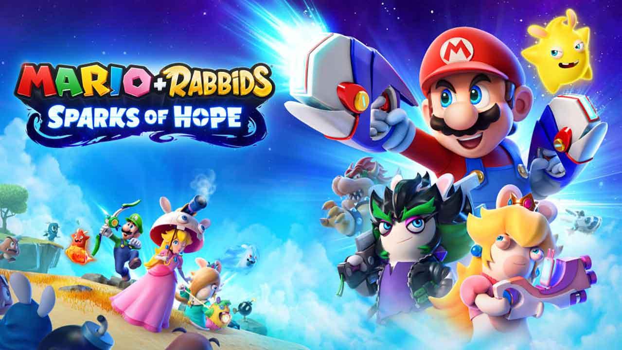 mario rabbids spark of hope3