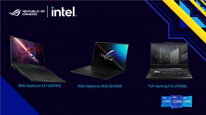 Intel Core Gen 11 H Series Laptop 1