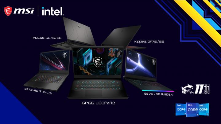 Intel Core Gen 11 H Series Laptop 3