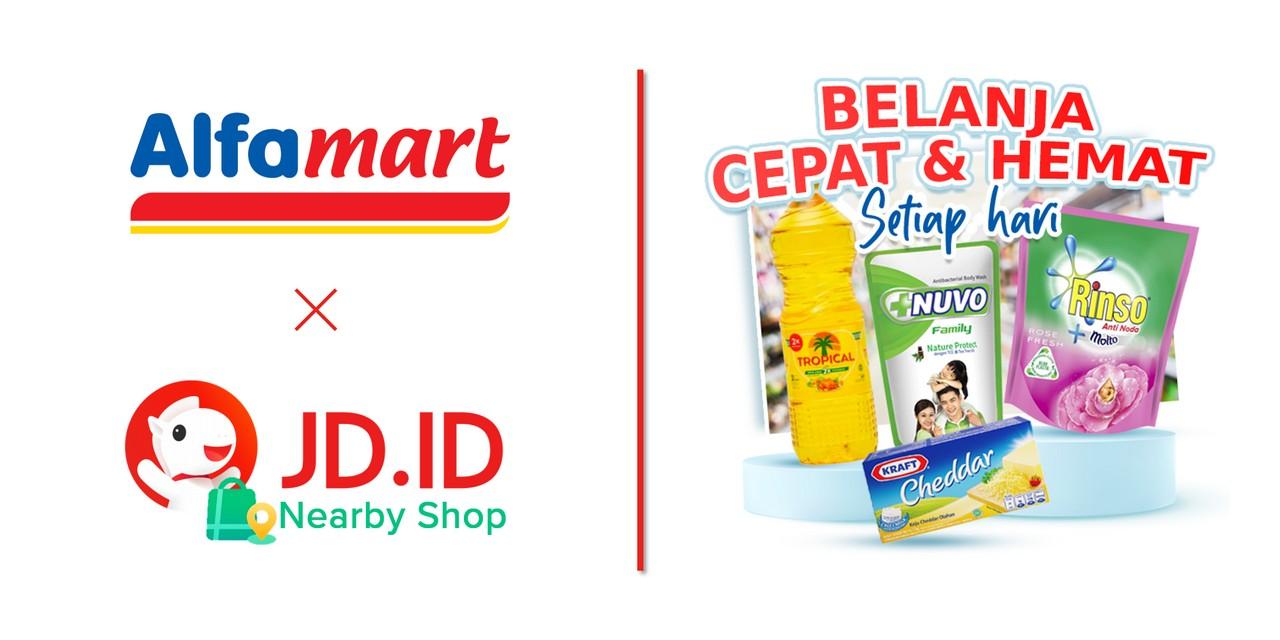 JD.ID Nearby Shop x Alfamart