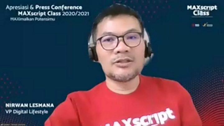 Maxstream MaxScript 1