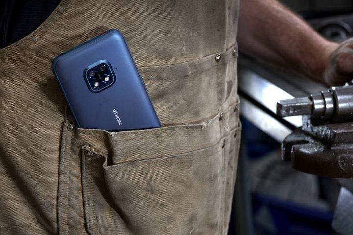 Nokia XR20 harga dan spesifikasi