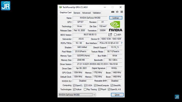 Review ASUS VivoBook Ultra (K513) (16)