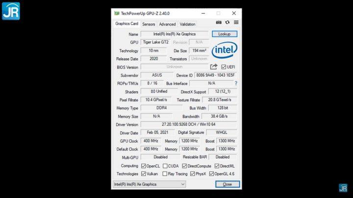 Review ASUS VivoBook Ultra K513 24